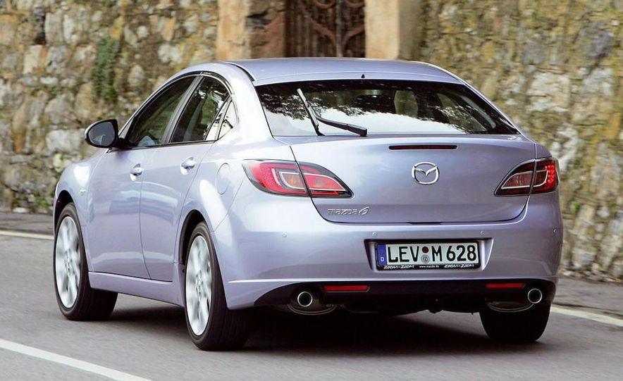 2009 Mazda 6 sedan - Slide 26