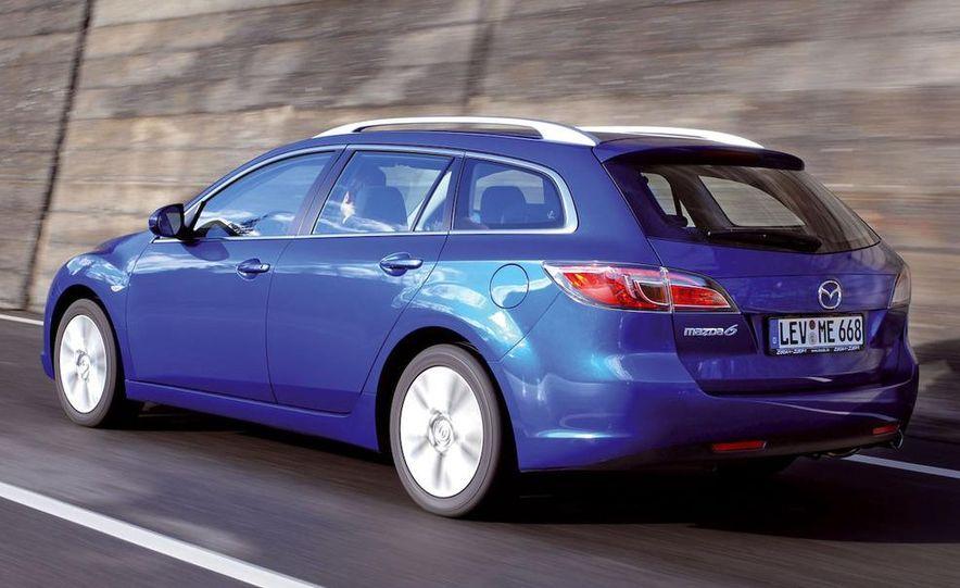 2009 Mazda 6 sedan - Slide 27