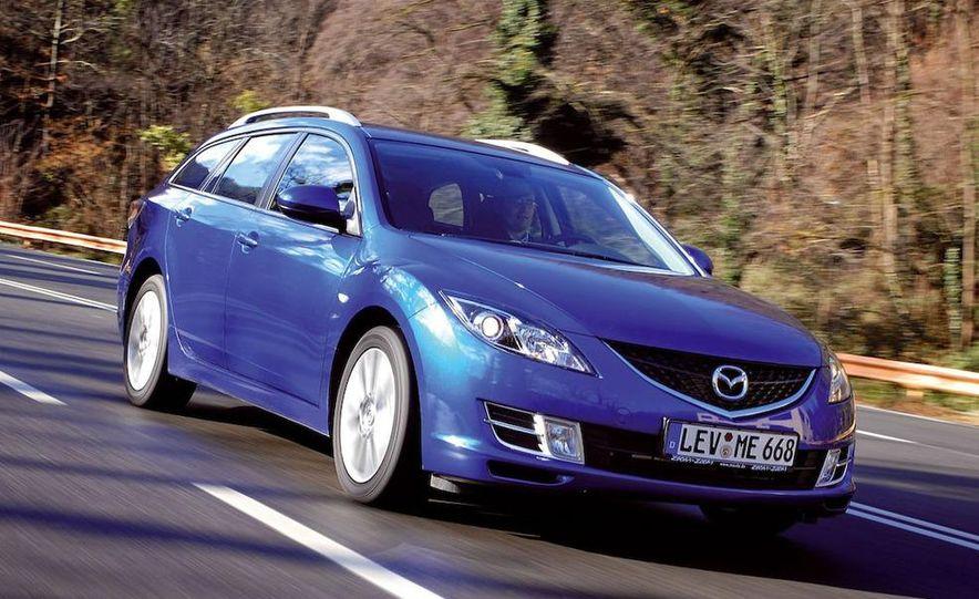 2009 Mazda 6 sedan - Slide 28