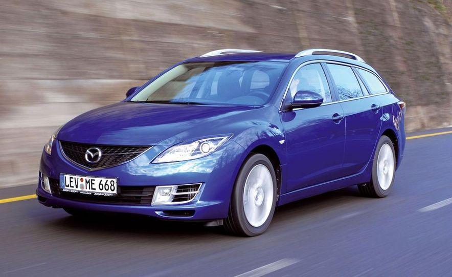 2009 Mazda 6 sedan - Slide 29