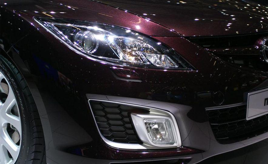 2009 Mazda 6 sedan - Slide 17