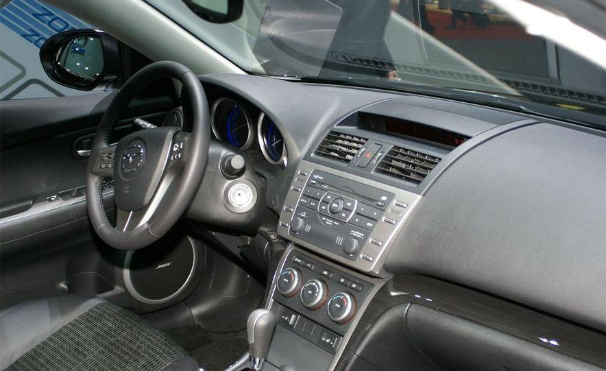 2009 Mazda 6 sedan - Slide 18