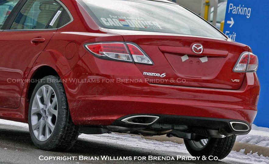 2009 Mazda 6 sedan - Slide 23