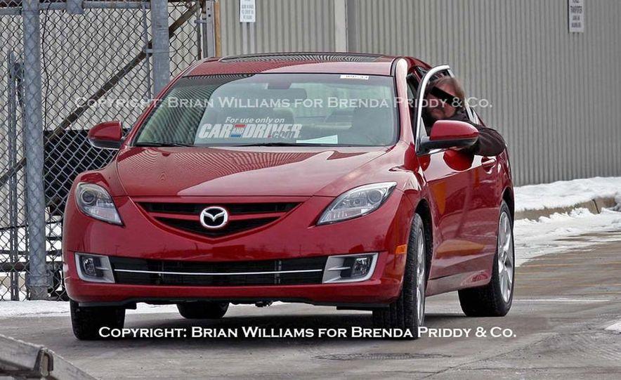2009 Mazda 6 sedan - Slide 19