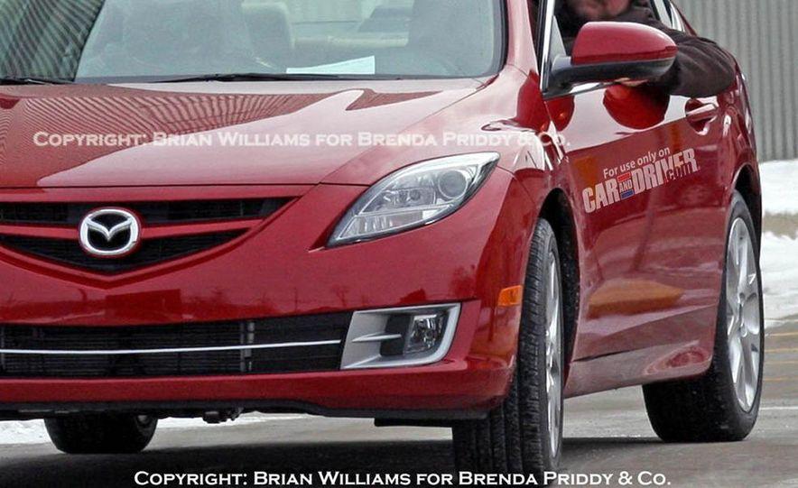 2009 Mazda 6 sedan - Slide 20