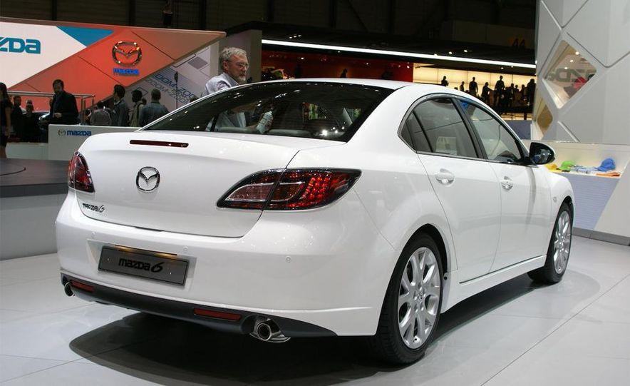 2009 Mazda 6 sedan - Slide 12