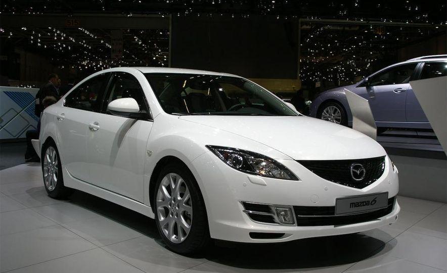 2009 Mazda 6 sedan - Slide 1