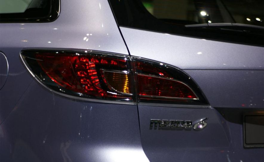 2009 Mazda 6 sedan - Slide 7