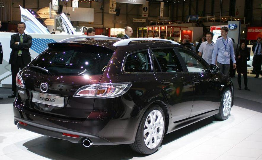 2009 Mazda 6 sedan - Slide 6