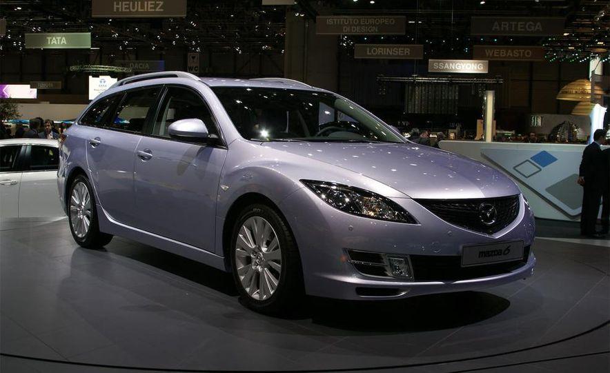2009 Mazda 6 sedan - Slide 9