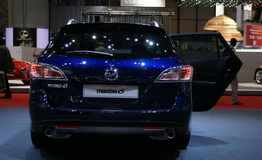 2009 Mazda 6 sedan - Slide 13