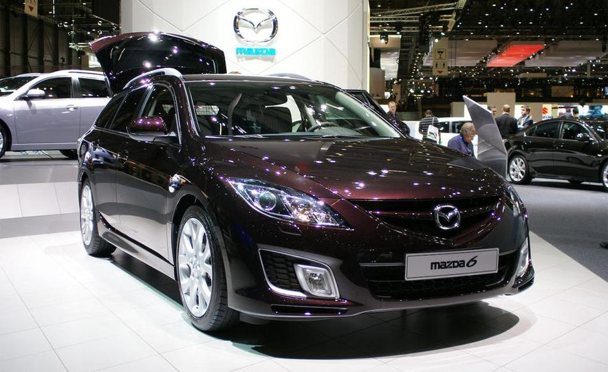 2009 Mazda 6 sedan - Slide 16