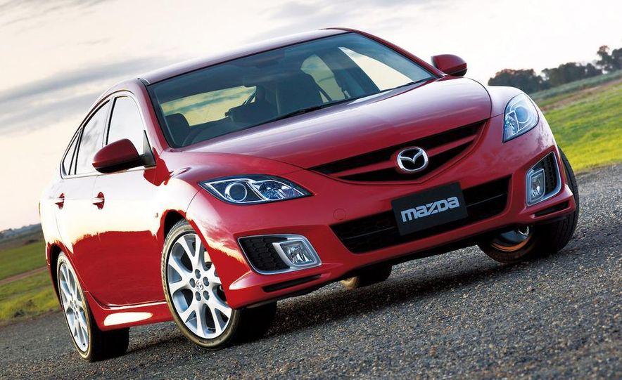 2009 Mazda 6 sedan - Slide 34