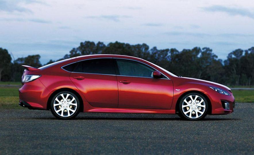 2009 Mazda 6 sedan - Slide 35