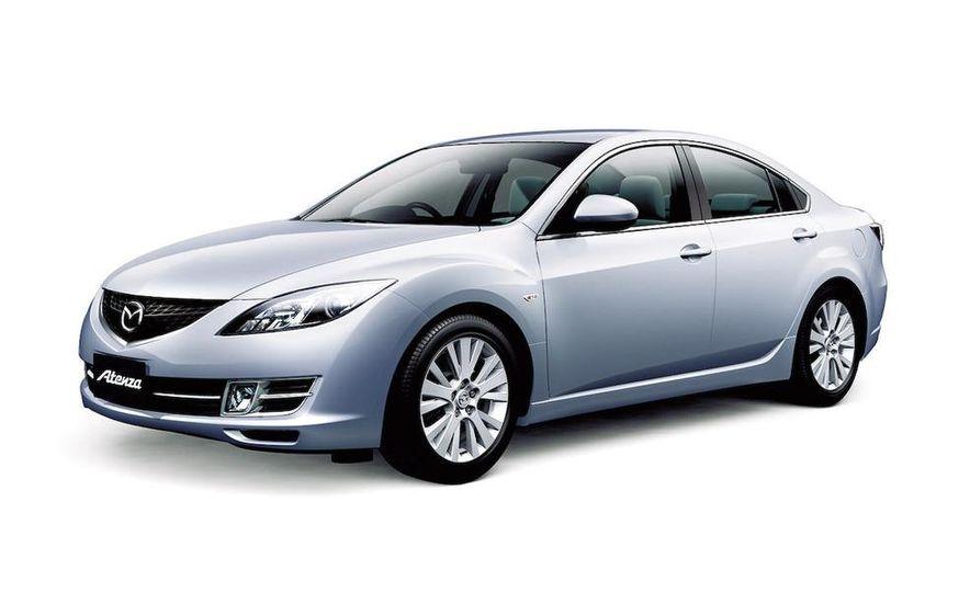 2009 Mazda 6 sedan - Slide 36