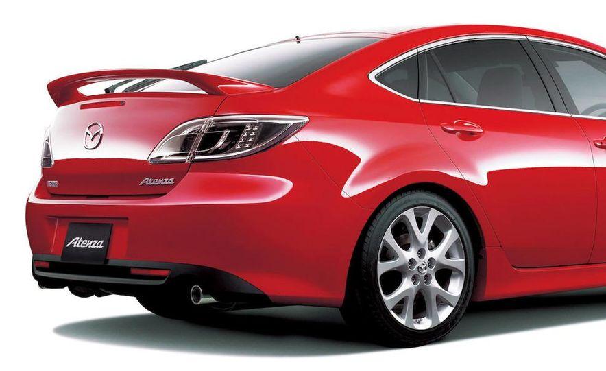 2009 Mazda 6 sedan - Slide 37