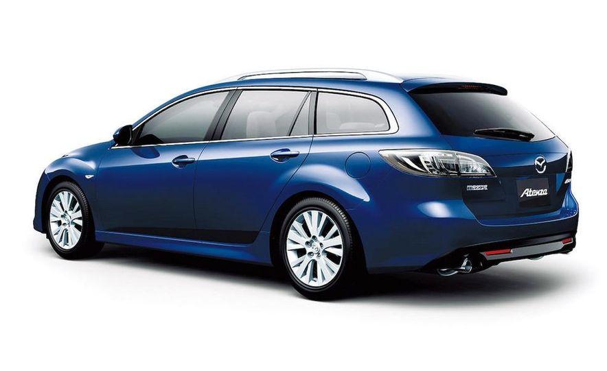 2009 Mazda 6 sedan - Slide 38