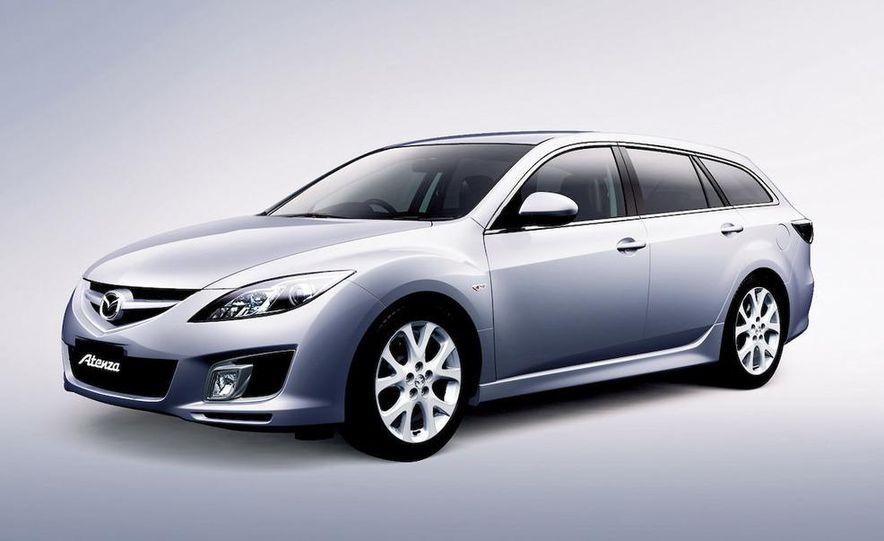 2009 Mazda 6 sedan - Slide 41