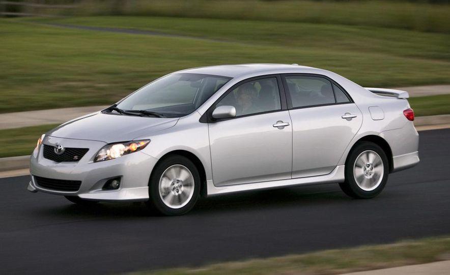 2009 Toyota Corolla - Slide 12