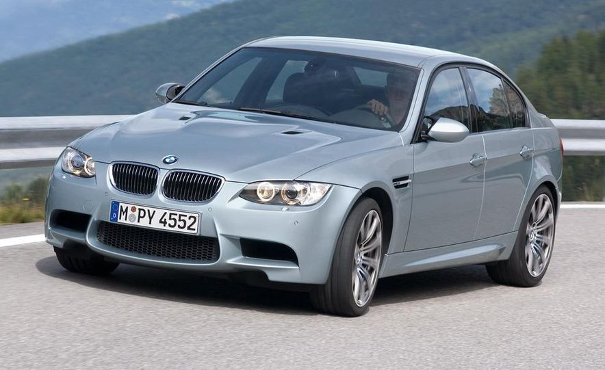 2008 BMW M3 sedan - Slide 1