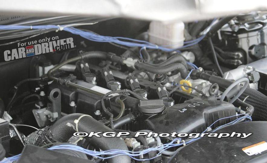 2010 Hyundai Genesis coupe - Slide 10