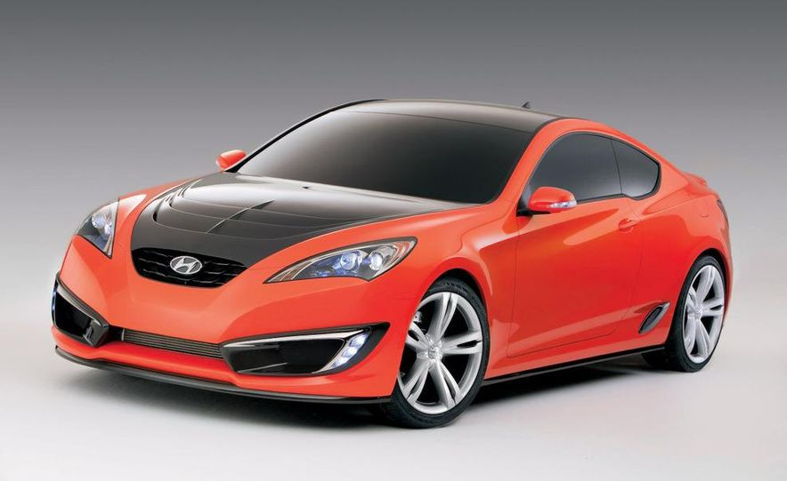 2010 Hyundai Genesis coupe - Slide 11