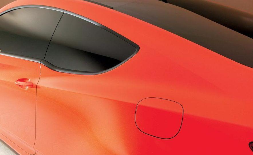 2010 Hyundai Genesis coupe - Slide 14