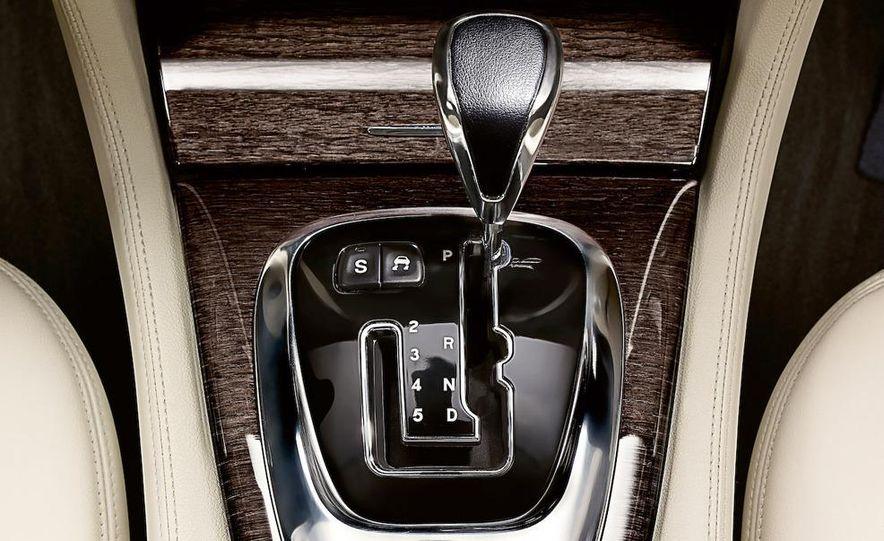 2009 Jaguar XKR Portfolio Edition - Slide 28