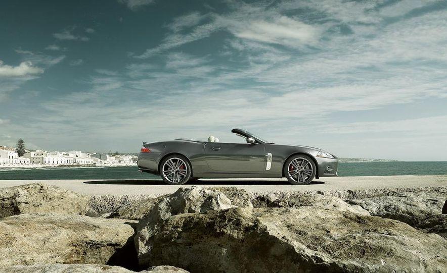 2009 Jaguar XKR Portfolio Edition - Slide 7