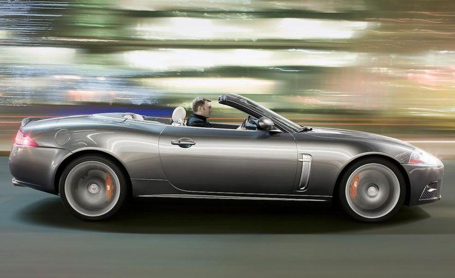 2009 Jaguar XKR Portfolio Edition - Slide 10