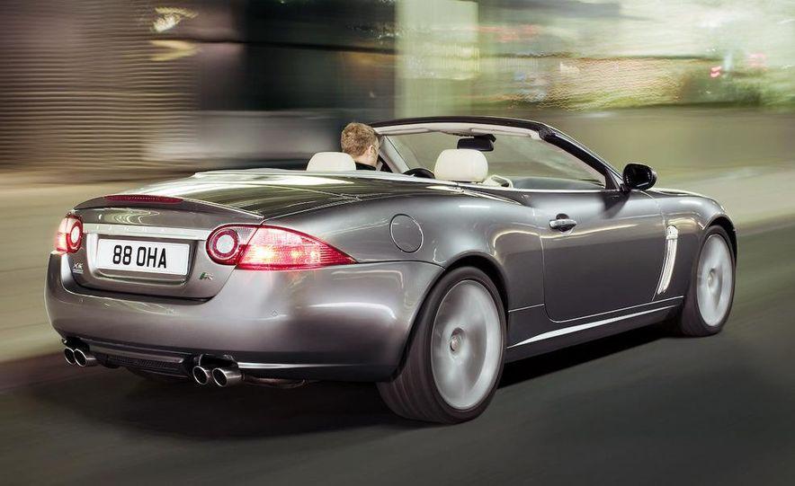 2009 Jaguar XKR Portfolio Edition - Slide 11