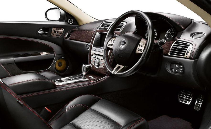 2009 Jaguar XKR Portfolio Edition - Slide 16