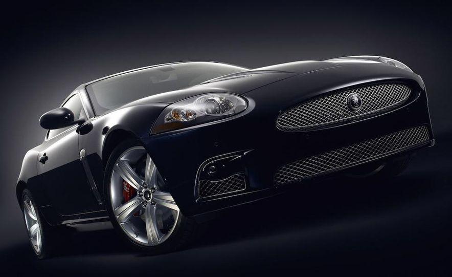 2009 Jaguar XKR Portfolio Edition - Slide 3