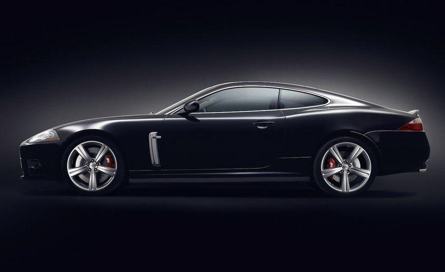 2009 Jaguar XKR Portfolio Edition - Slide 4
