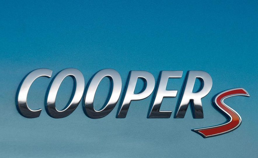 2009 Mini Cooper S John Cooper Works - Slide 100