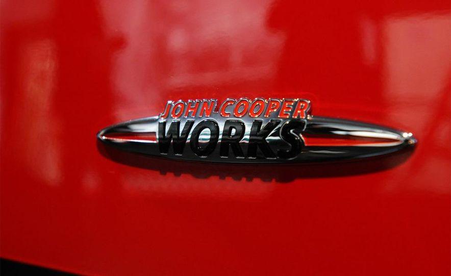2009 Mini Cooper S John Cooper Works - Slide 15
