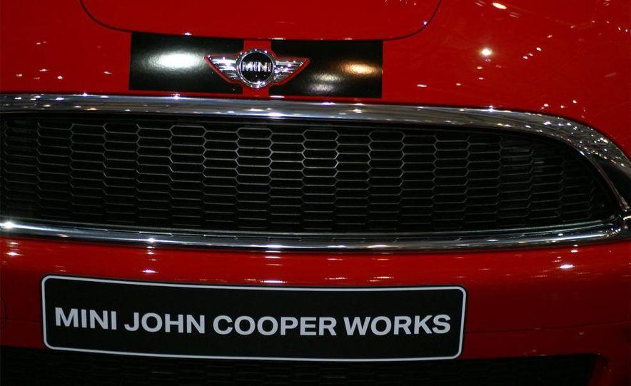 2009 Mini Cooper S John Cooper Works - Slide 49