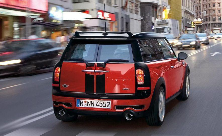 2009 Mini Cooper S John Cooper Works - Slide 61