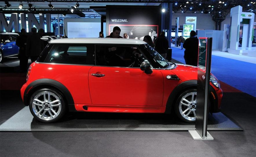 2009 Mini Cooper S John Cooper Works - Slide 1
