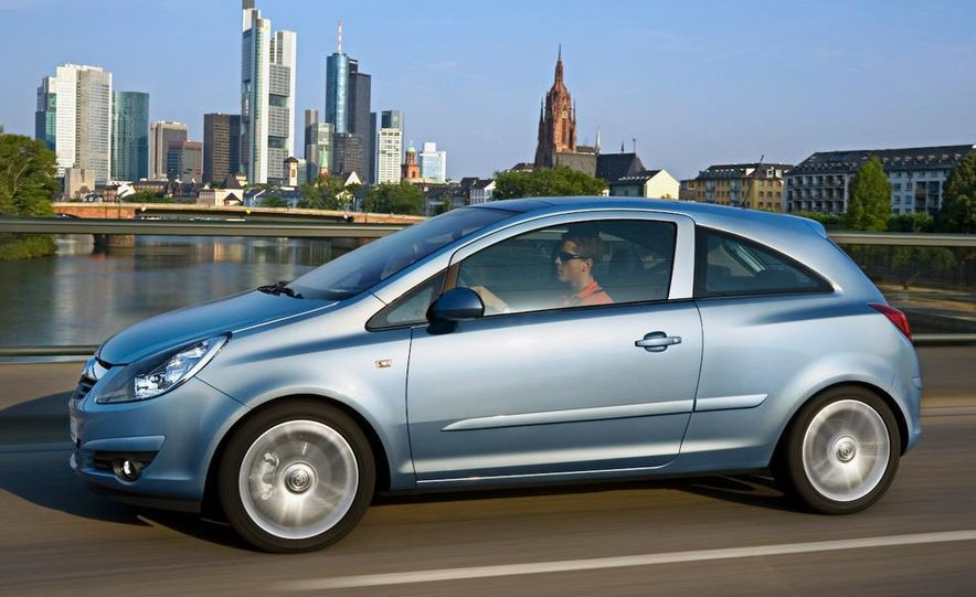 2009 Opel Tigra Illusion - Slide 6