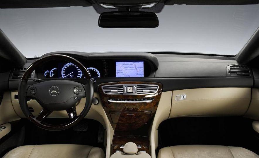2009 Mercedes-Benz CL500 4MATIC - Slide 20