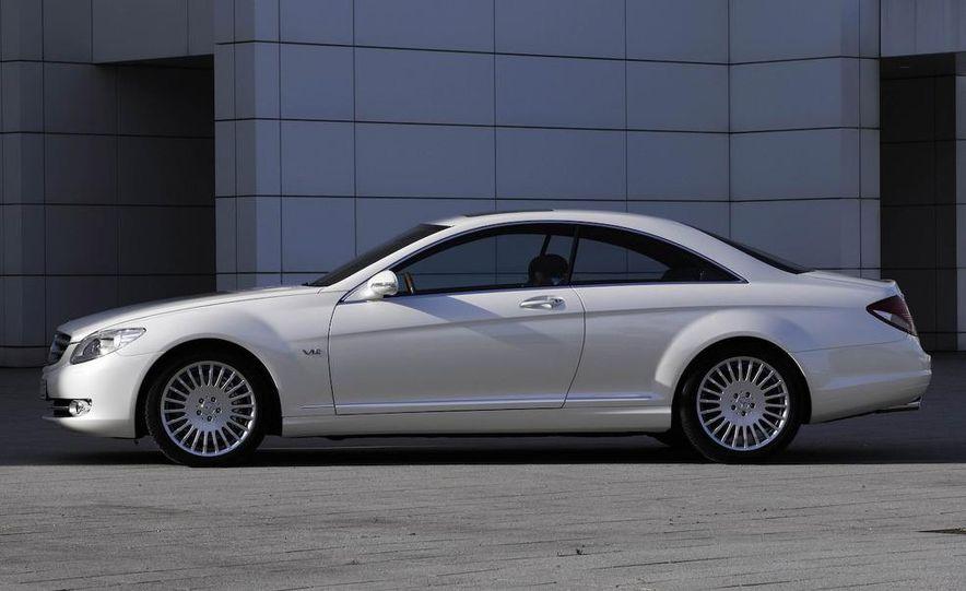 2009 Mercedes-Benz CL500 4MATIC - Slide 3