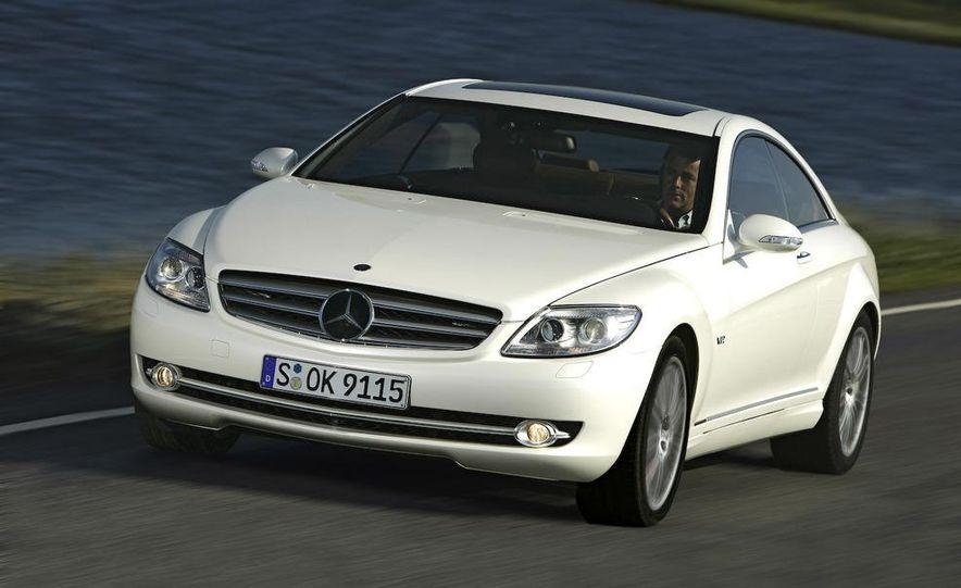 2009 Mercedes-Benz CL500 4MATIC - Slide 10