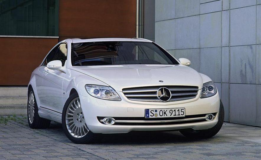2009 Mercedes-Benz CL500 4MATIC - Slide 13