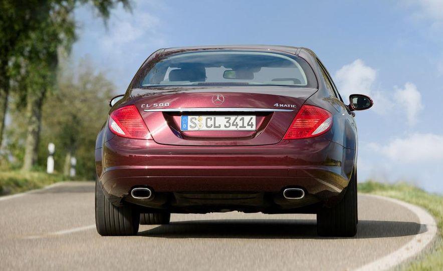 2009 Mercedes-Benz CL500 4MATIC - Slide 1