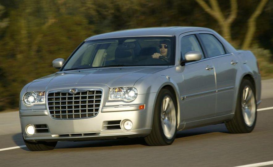 2008 Chrysler 300C SRT8 - Slide 3