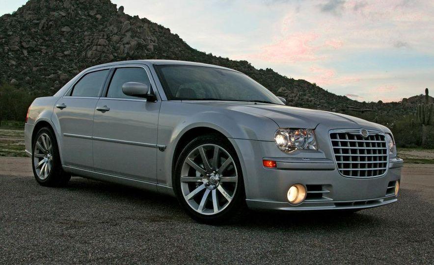2008 Chrysler 300C SRT8 - Slide 4