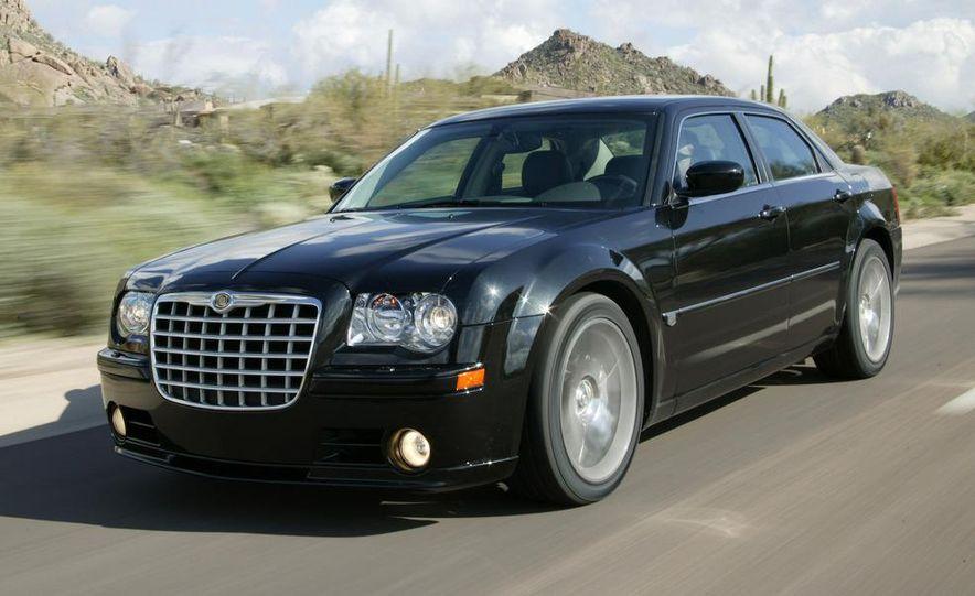 2008 Chrysler 300C SRT8 - Slide 11