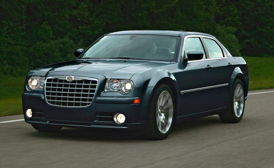 2008 Chrysler 300C SRT8 - Slide 1