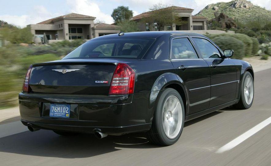 2008 Chrysler 300C SRT8 - Slide 12